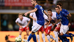 Jorginho grabs point for Italy