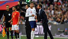 Southgate expects Alli to be fit in...