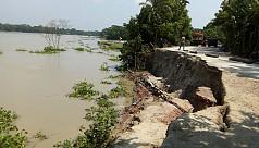 Floods worsen in five districts