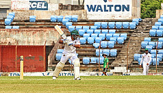 Imrul leads way for BCB Green in practice...