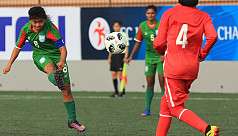 U-16 girls rout Bahrain with 10 goals...