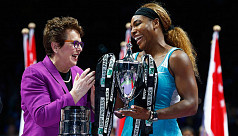 Serena out of line but both sides share...