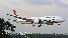 Biman's 2nd Dreamliner joins its fleet
