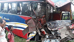 Separate road accidents kill 3, injured...