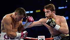 Golovkin suffers first loss of pro career...