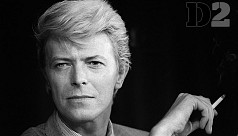 First-known recording of David Bowie...