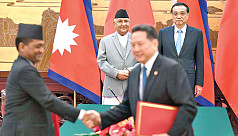 Nepal says China to allow access to ports, ending Indian monopoly on transit