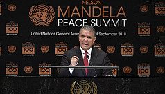 Colombia urges diplomatic isolation...