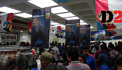 Dhaka Comicon Express: Short and...