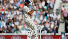 Cook reaches century in final test...