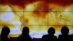 UN: Govts 'not on track' to cap temperatures...
