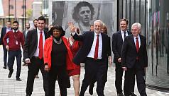 British opposition leader Corbyn to...