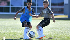 Ronaldo Jr outshines dad with four goals...
