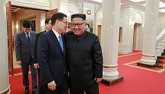 Two Koreas to hold summit as Kim renews...