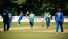 Afghanistan see off Ireland to clinch...