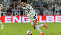Sane to miss Peru friendly for personal...