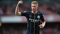 Guardiola: De Bruyne closing in on City...