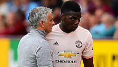 Pogba takes aim at Mourinho's negative...