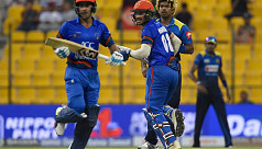Bangladesh, Afghanistan through to next...
