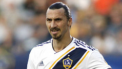 Ibrahimovic coy on Galaxy future