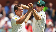 Australia name two Test...