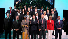 World leaders gather to breathe new...