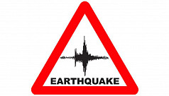 Tremor jolts northern Bangladesh