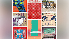 Books and blurbs: September