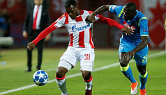 Former winners Red Star frustrate Napoli...
