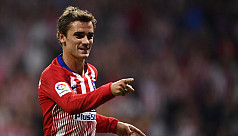 Griezmann on target as Atletico cruise...