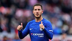 Sarri: Hazard can be PL top-scorer