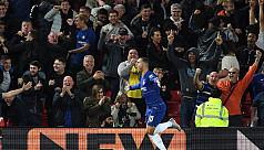 Magnificent Hazard ends Liverpool's...