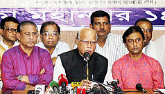 14-party alliance vows to protect PM Hasina, criticize govt