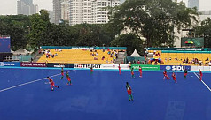 Bangladesh hockey team finish sixth...