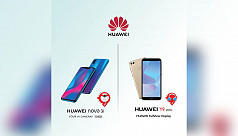 Huawei offers gifts for its customers
