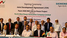 Bangladesh seals deal for another 3,600MW...
