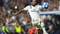 Real Madrid's Isco leaves hospital after...