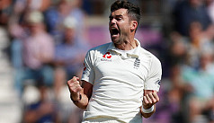 James Anderson, England's king of...