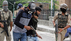 Indian forces kill five suspected rebels in Kashmir