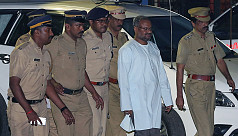 Indian bishop arrested on charges of...