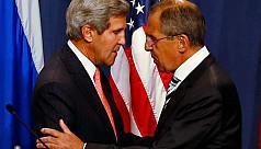 Trump lashes ex-secretary of state Kerry...