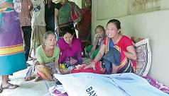 Why was Krittika Tripura murdered?