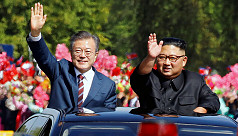 Moon: Trump to grant Kim's wishes after...