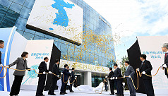 Hopes rise as two Koreas open joint...