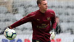 Leno to make Arsenal debut in Europa...