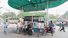 No helmet, no fuel: Dhaka and Barisal...