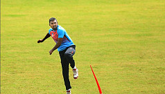 Nazmul Islam back in action after injury...