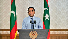 Maldives strongman leader 'received...
