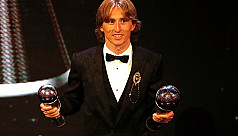 Modric ends Ronaldo-Messi era to be...
