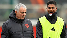 Rashford: Mourinho helped me win more penalties